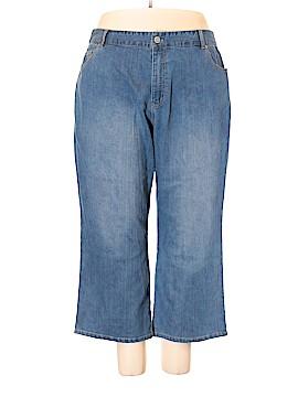 ELOQUII Jeans Size 22 (Plus)