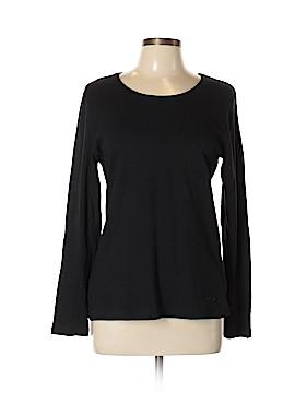 Karen Scott Long Sleeve T-Shirt Size M