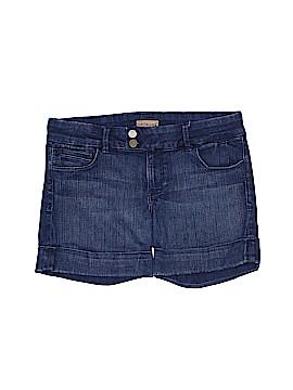 See Thru Soul Denim Shorts 30 Waist