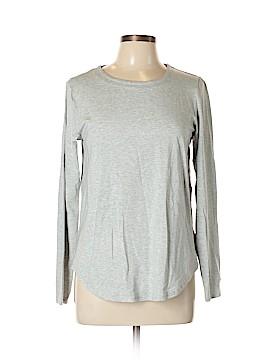Jones New York Signature Long Sleeve T-Shirt Size M
