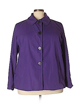Chaps Jacket Size 3X (Plus)