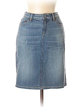 Uniqlo Denim Skirt Size 8