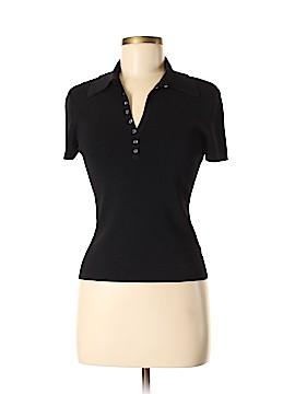 Classiques Entier Short Sleeve Polo Size M (Petite)