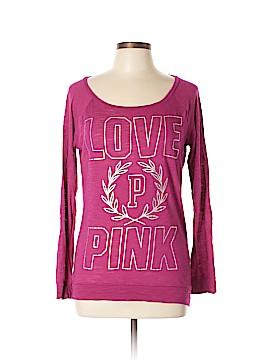 Victoria's Secret Pink Long Sleeve T-Shirt Size XS (Petite)