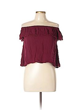 Dex Short Sleeve Blouse Size S