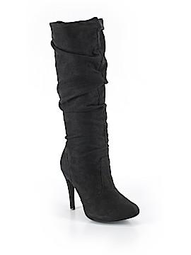 Shoedazzle Boots Size 5 1/2