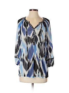 Alfani 3/4 Sleeve Blouse Size S