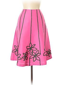 Allison Taylor Silk Skirt Size 10