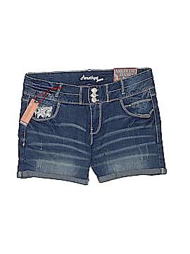 Amethyst Jeans Denim Shorts Size 11