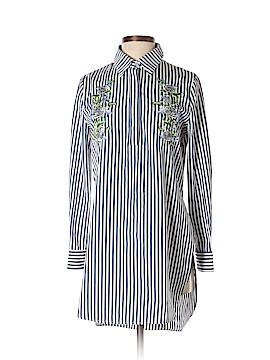 Adam Lippes Long Sleeve Button-Down Shirt Size 4