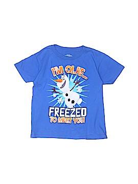 Disney Short Sleeve T-Shirt Size 7