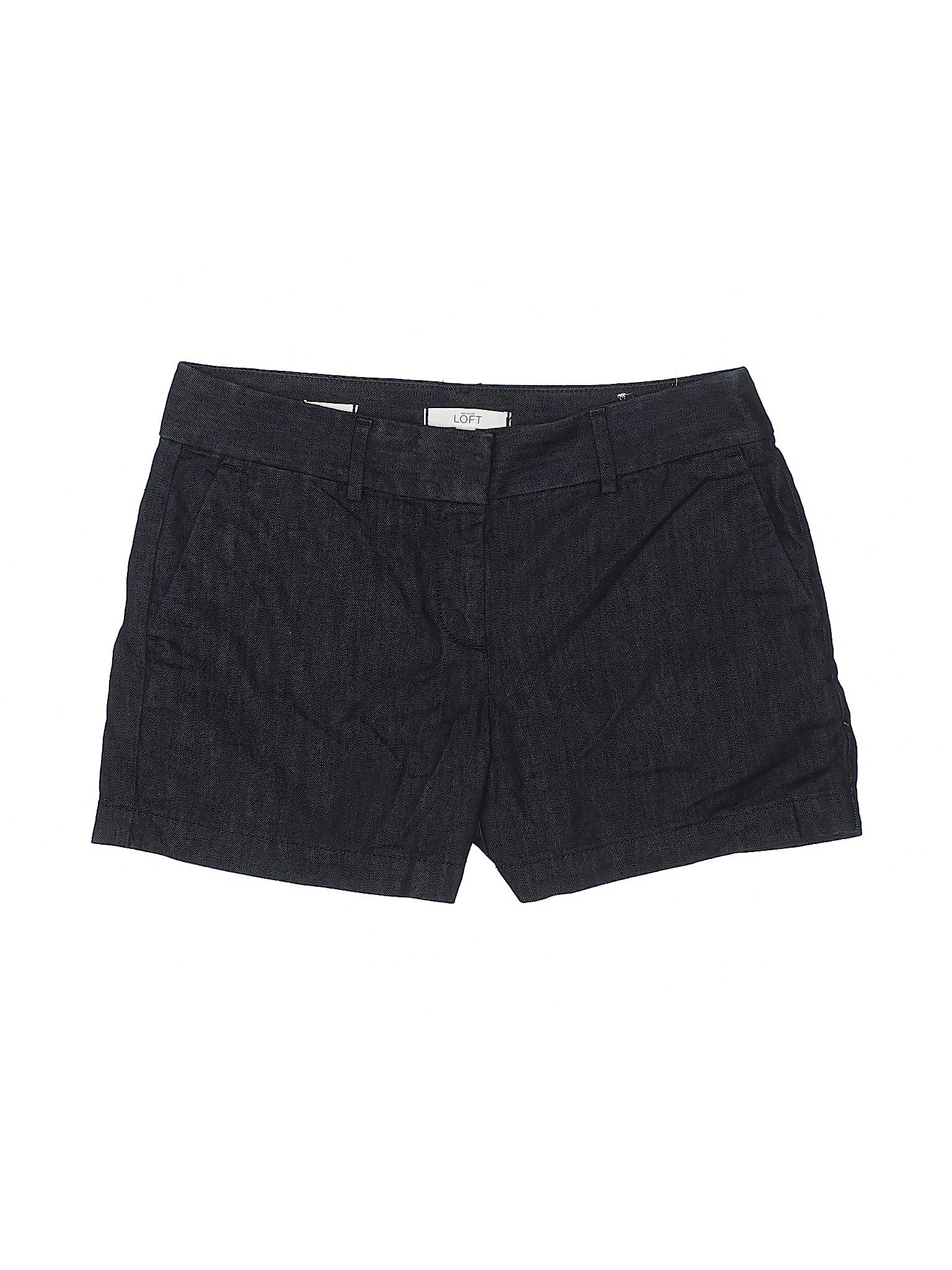 Leisure Denim Ann winter Shorts Taylor LOFT rnrT7q8