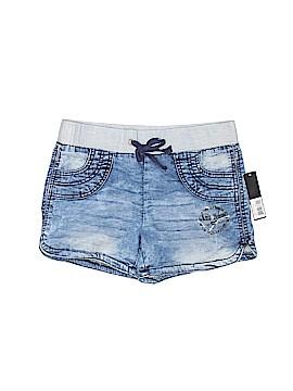 Squeeze Denim Shorts Size 14