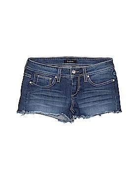 Bebe Denim Shorts 26 Waist