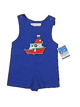 Samara Overall Shorts Size 3T