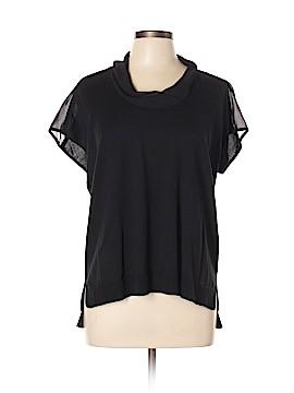 Lafayette 148 New York Silk Pullover Sweater Size L