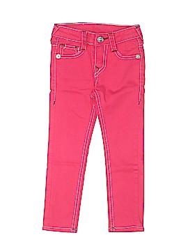 True Religion Jeans Size 4T