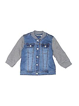 First Impressions Denim Jacket Size 18 mo