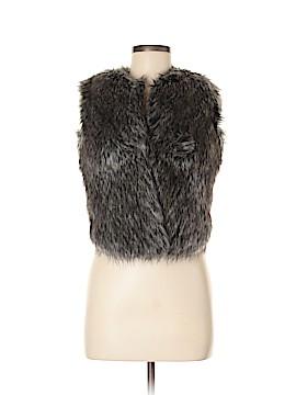 Vince. Faux Fur Vest Size M