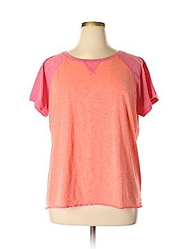 Central Park Short Sleeve T-Shirt Size 2X (Plus)