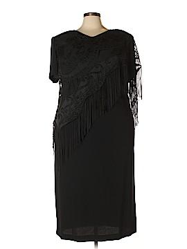 Positive Attitude Casual Dress Size 18 (Plus)