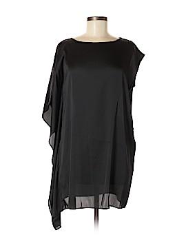 Bisou Bisou Short Sleeve Blouse Size M