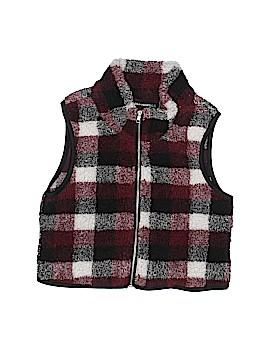 Sequin Hearts Vest Size 7