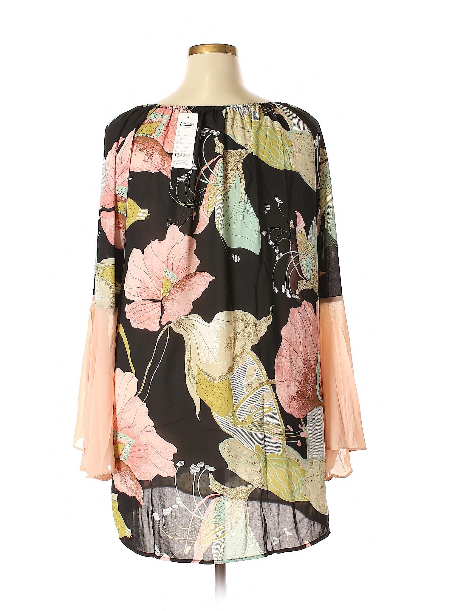 Boutique Casual winter Dress Elia Cher rtxzrqFwv
