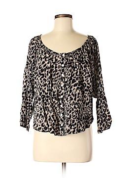 Akualani 3/4 Sleeve Blouse Size M