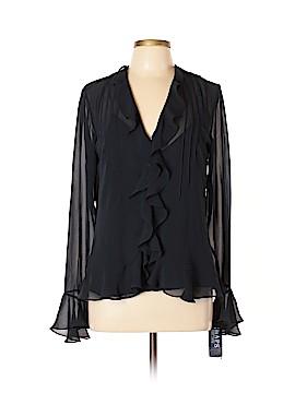 Chaps Long Sleeve Blouse Size 10