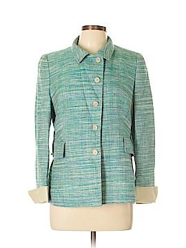 AKRIS for Bergdorf Goodman Silk Blazer Size 10