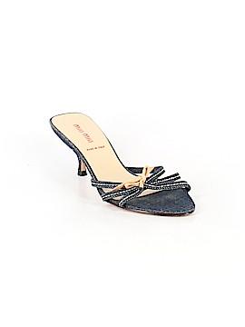 Miu Miu Sandals Size 35 (EU)