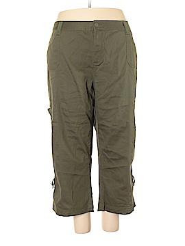 Cj Banks Cargo Pants Size 28W (Plus)