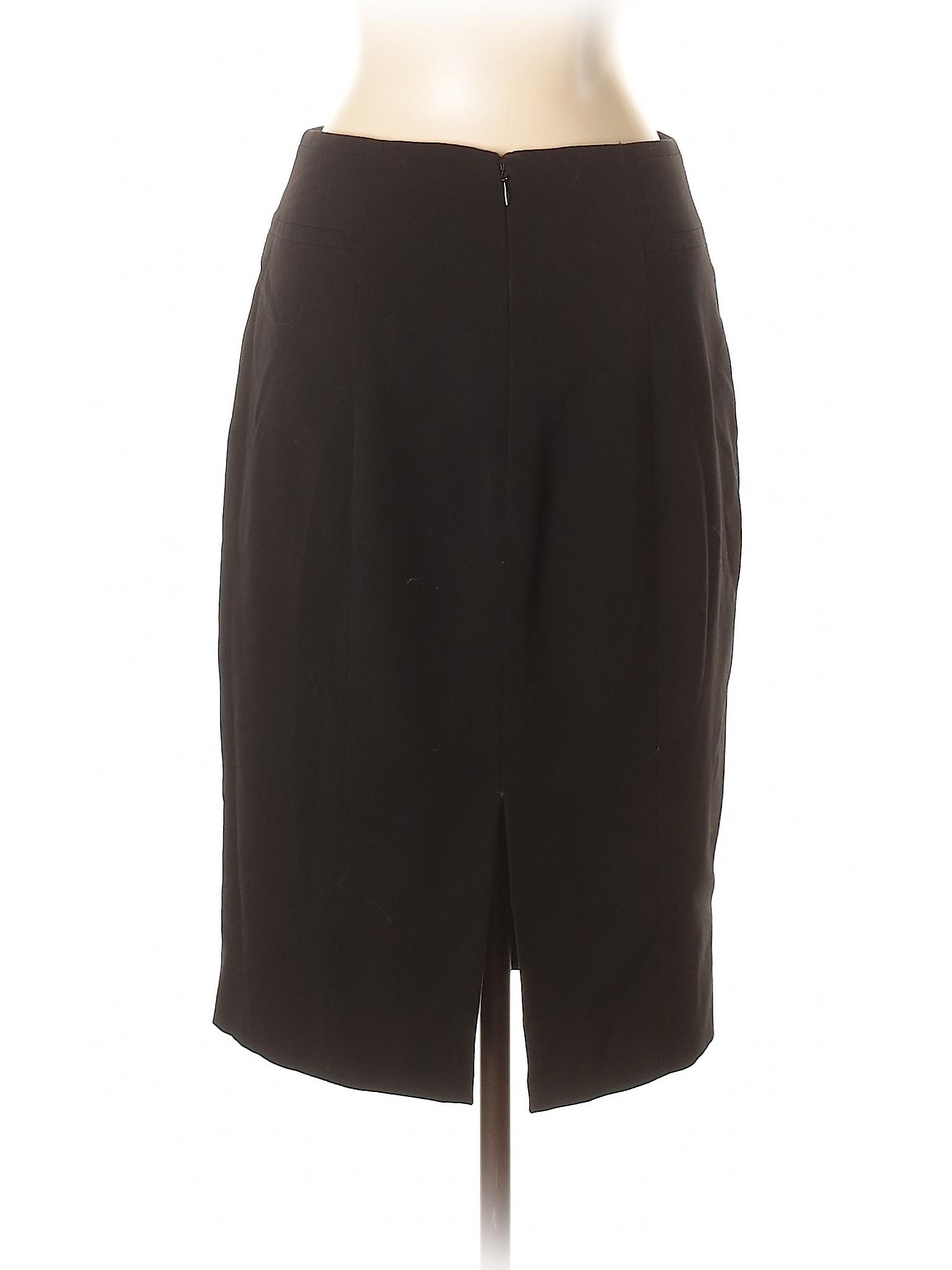 Market Casual Black House Boutique Skirt White Leisure wfHqPgaT