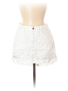 MNG Denim Skirt Size 6