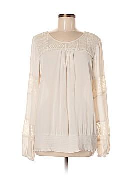 Knox Rose Long Sleeve Blouse Size L