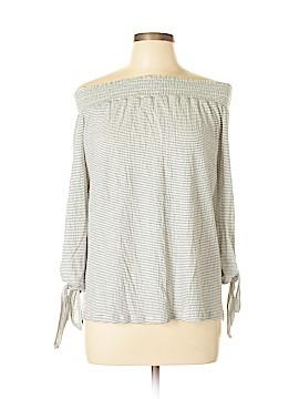 Cha Cha Vente 3/4 Sleeve Blouse Size L