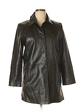 Worthington Leather Jacket Size L