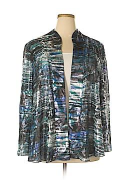 Alex Evenings Kimono Size 3X (Plus)