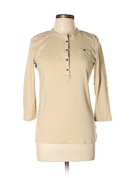 Lauren Jeans Co. 3/4 Sleeve Henley Size L