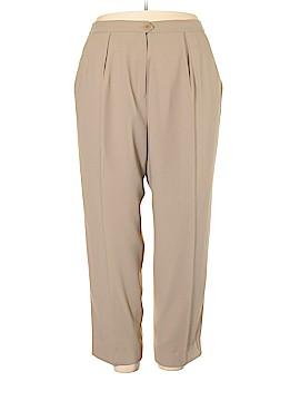 Jones New York Dress Pants Size 20W (Plus)