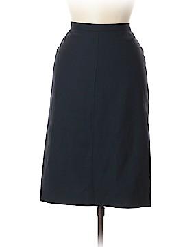BCBGMAXAZRIA Wool Skirt Size 6