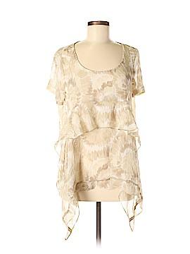Nine West Short Sleeve Blouse Size M