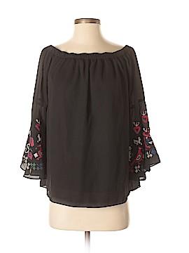 VAVA by Joy Han 3/4 Sleeve Blouse Size XS