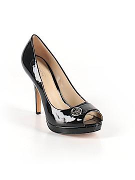 Coach Heels Size 7 1/2