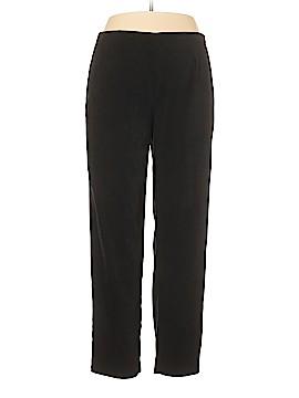 CAbi Velour Pants Size 14