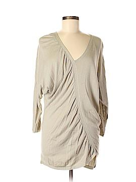 Zero + Maria Cornejo Silk Pullover Sweater Size M