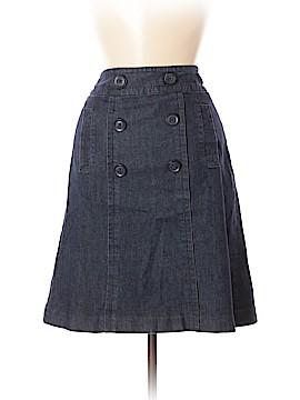 Sandro Sportswear Denim Skirt Size 6