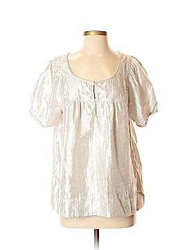 Motto Short Sleeve Blouse Size M