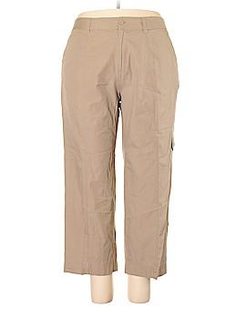 Basic Editions Cargo Pants Size 20w (Plus)